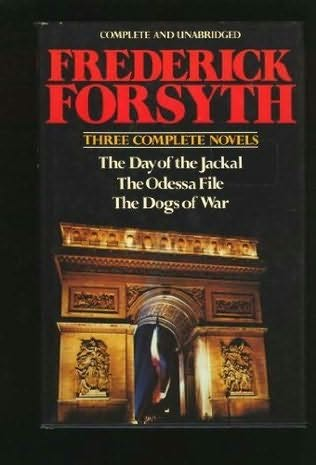 book cover of Day of the Jackal / Odessa File / Dogs of War