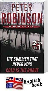 book cover of Summer That Never Was / Cold is the Grave