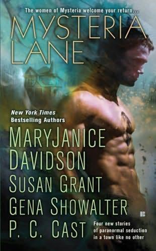 book cover of Mysteria Lane