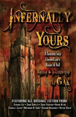 book cover of Infernally Yours