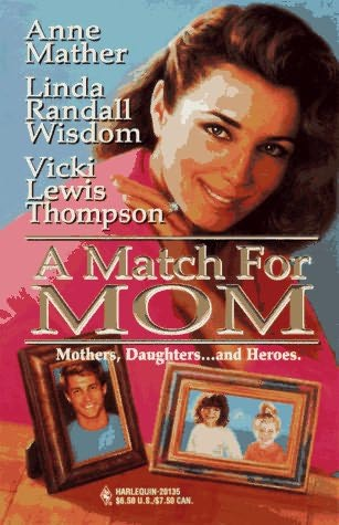 book cover of A Match for Mom