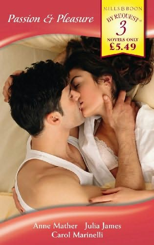 book cover of Passion & Pleasure