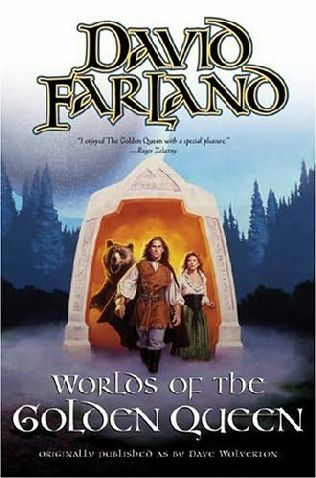 book cover of Worlds of the Golden Queen