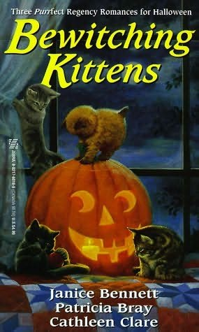 book cover of Bewitching Kittens