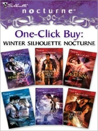 book cover of One-Click Buy: Winter Silhouette Nocturne