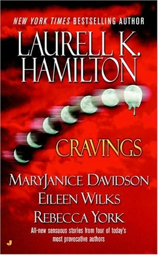 book cover of Cravings