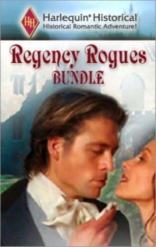 book cover of Regency Rogues Bundle
