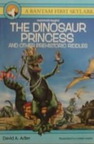 book cover of The Dinosaur Princess