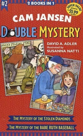 book cover of Double Mystery  2