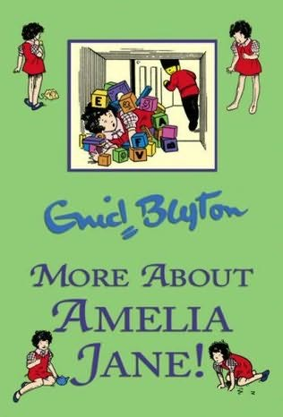 book cover of More About Amelia Jane!