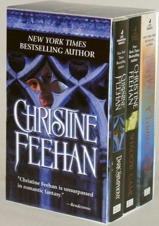 book cover of Christine Feehan Box Set