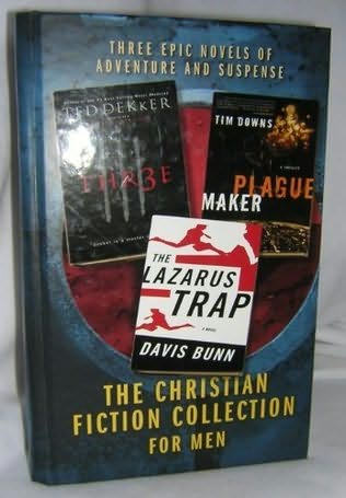 book cover of The Christian Fiction Collection for Men