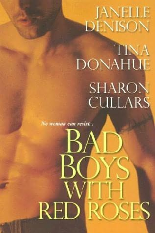 book cover of Bad Boys with Red Roses