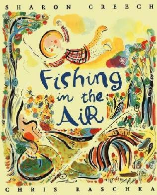book cover of Fishing in the Air