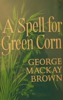 book cover of A Spell for Green Corn