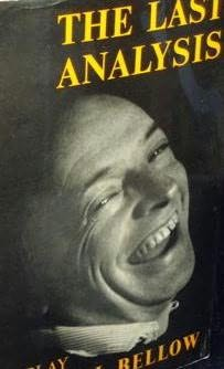 book cover of The Last Analysis