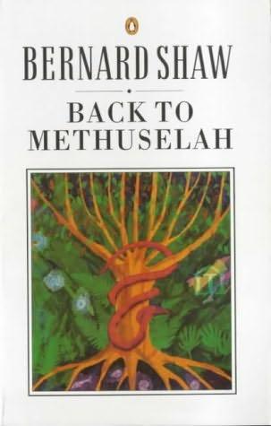 book cover of Back to Methuselah