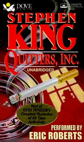 book cover of Quitter\'s Inc.