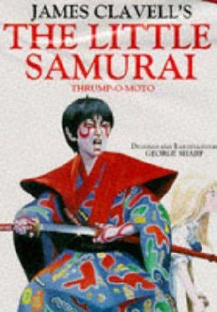 book cover of The Little Samurai