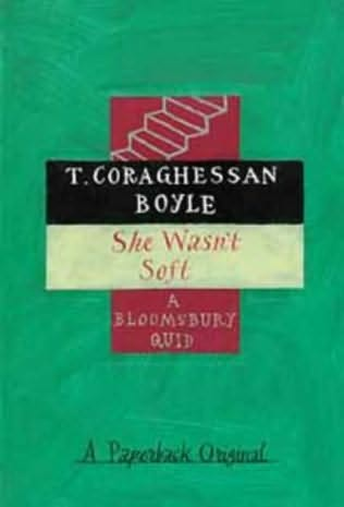 book cover of She Wasn\'t Soft