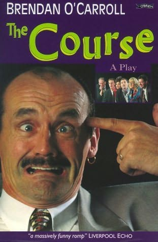 book cover of The Course