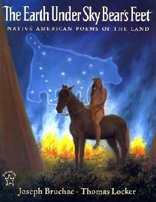 book cover of The Earth Under Sky Bear\'s Feet