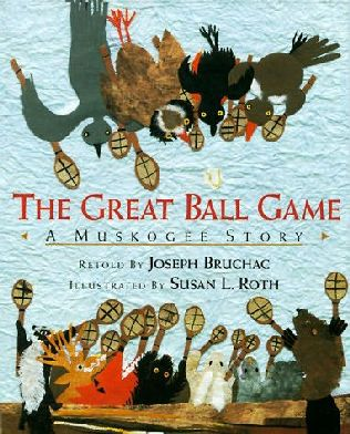 book cover of The Great Ball Game
