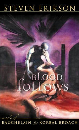 book cover of Blood Follows