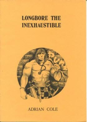book cover of Longbore The Inexhaustible