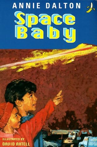 book cover of Space Baby