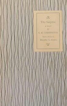 book cover of The Surprise