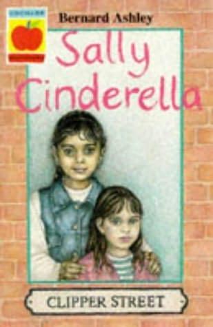 book cover of Sally Cinderella