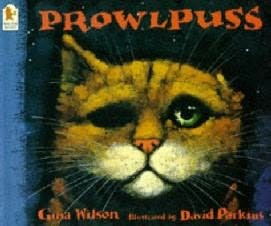 book cover of Prowlpuss
