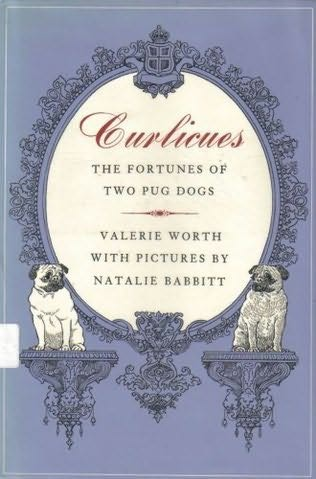 book cover of Curlicues