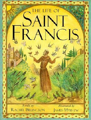 book cover of Saint Francis of Assisi
