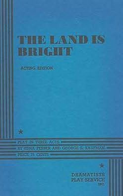 book cover of The Land Is Bright