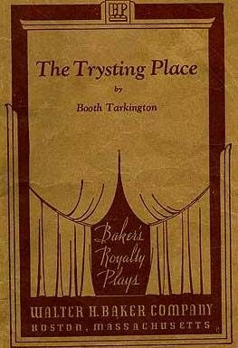 book cover of The Trysting Place