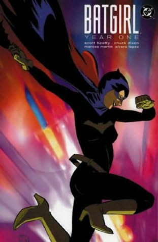 book cover of Batgirl: Year One