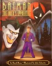 book cover of The Joker\'s Apprentice