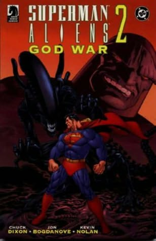 book cover of God War