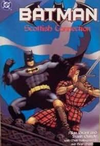 book cover of Scottish Connection