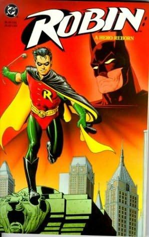 book cover of A Hero Reborn