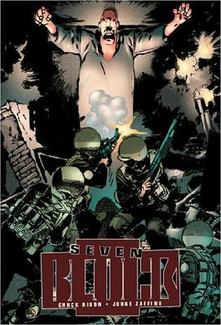 book cover of Seven Block