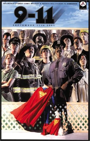 book cover of 9-11