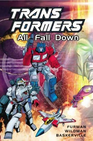book cover of All Fall Down