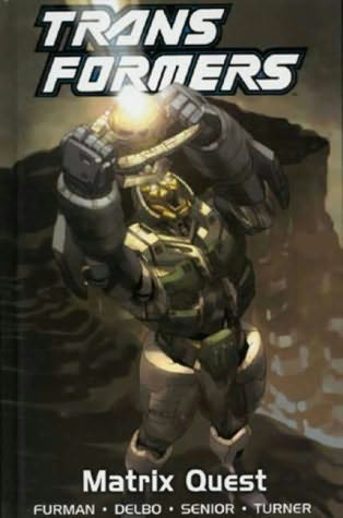 book cover of Matrix Quest