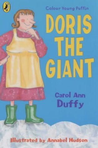 book cover of Doris the Giant