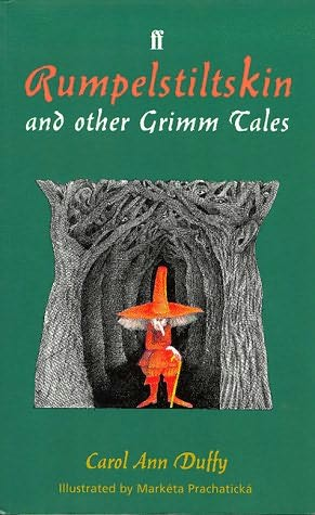 book cover of Rumpelstiltskin