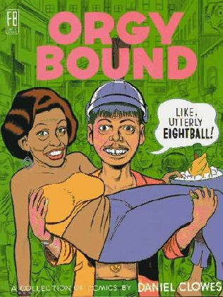 book cover of Orgy Bound