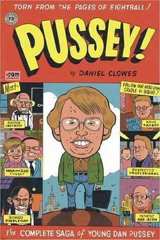 book cover of Pussey